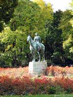 Tiergarten Statuary, Berlin