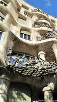 Gaudi's Architecture never ceases to amaze.