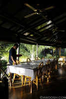 Lembeh Resort Dining Deck