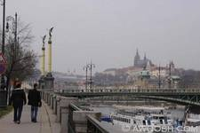 Highlight for Album: Prague, Czechoslovakia - March 2007