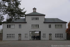 Highlight for Album: Sachsenhausen Concentration Camp, Germany