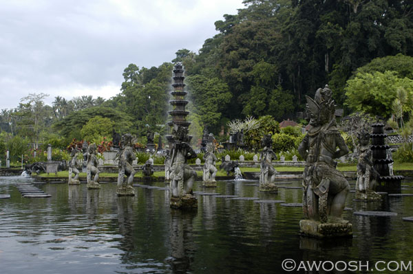 Water Garden on Bali